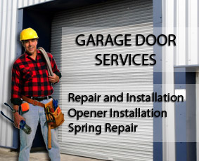 Garage Door Larkspur Services