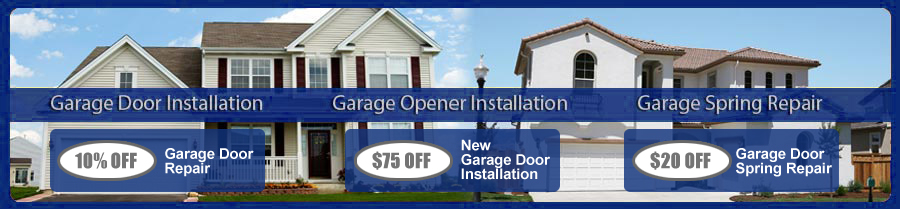 Garage Door Larkspur